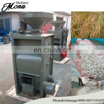 Rice hulling machine Polishing Machine/paddy milling machine for Sale