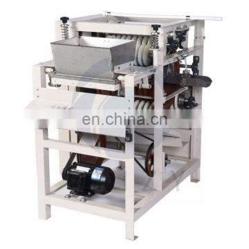 Bean chestnut broad bean peeling machine