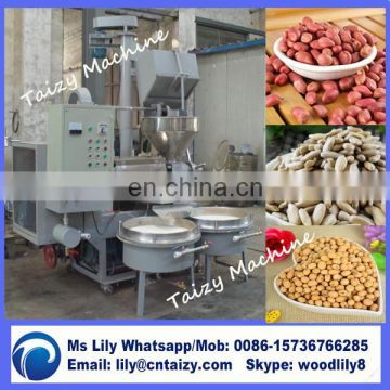 automatic mustard peanut groundbut sesame soybean castor oil extraction machine oil filter machine price oil refinery machine