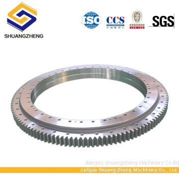 Double Row Ball Slewing Bearing For Mining Machine