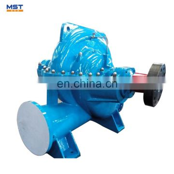 8 inch farm irrigation pump with electric motor