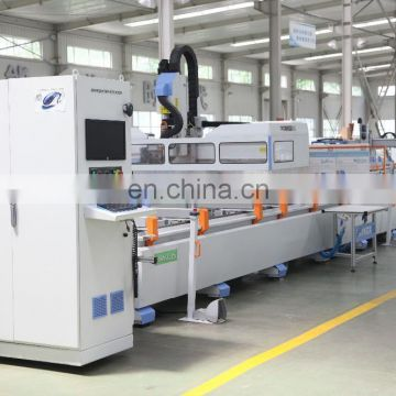 Aluminum Industry Profile 4 Axis CNC Milling Machine