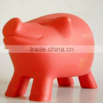 Customised plastic piggy money box / Kid coin bank/plastic bank money box(SA8000, ICTI, BSCI accredited factory)