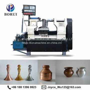 high Quality Cnc Metal Circle Spinning Machine tool BR500