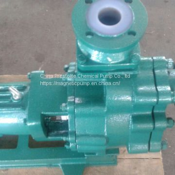 ​FZB Series Fluorine Plastic Linning self-priming Pump