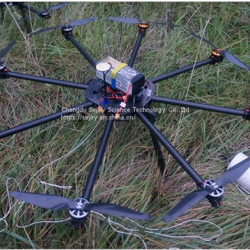 Best octocopter gps electricity industrial uav drones