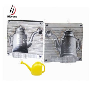 plastic mould manufacturing watering can blowing mould