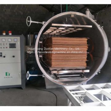 HF Vaccum Drying Chamber for Timber