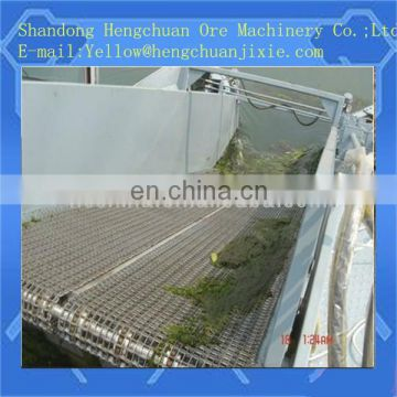 Light duty ISO standard New Customized Water Hyacinth Harvester Ship