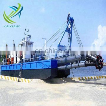 high quality CSD100 Cutter Suction Dredger from China in sale