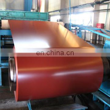 Color coated galvanized corrugated  Prepainted steel coil / PPGI / PPGL metal roofing sheet in coil