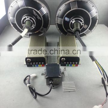QS 273 8000W 72V 96V Electric Car In-Wheel Hub Motor