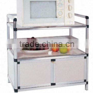 Kitchen Rack Cabinet For Aluminum Furniture Small