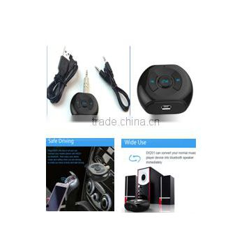 Trending products 2017 3.5mm mini Wireless bluetooth car kit aux audio