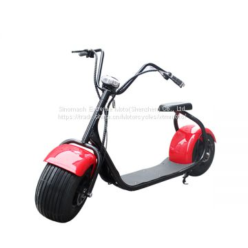 Big two wheels city eletric scooter