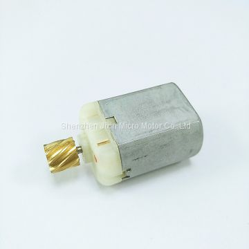 Dc gear motor 12v small electric motor for car