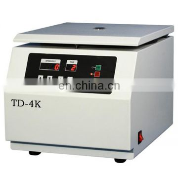 TD-4K Blood group serological centrifuge