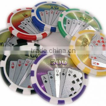 PS Casino Poker Chip