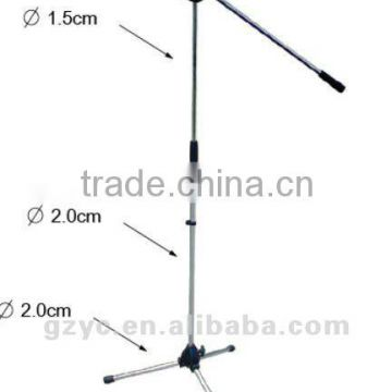 metal interface with good quality best price microphone stand