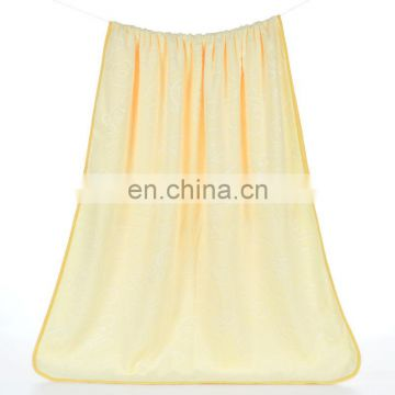 Wholesale Excellent Absorption custom microfibre beach towel