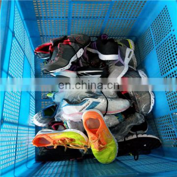 2017 new style high quality of used shoes second hand shoes wholesaler