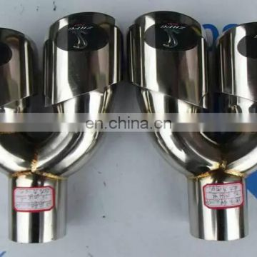 Automotive parts performance exhaust tips
