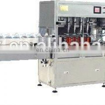 FLK CE hot sale linear type edible cooking oil filling machines