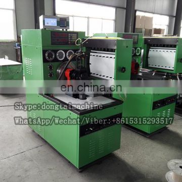 EUI EUP TESTER SYSTEM WITH MINI-12PSB DIESEL TEST BENCH