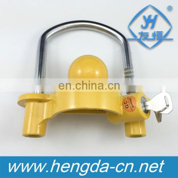YH9006 Tow Ready Universal Fit Trailer Coupler Lock