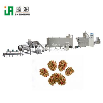 Industrial Dog Food Pet Food Expanding Extrusion Machine