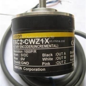 Omron Encoder E6A2-CW3C 100~500PR With good price