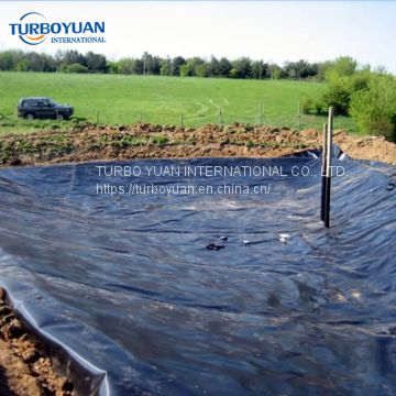 heavy duty HDPE Lagoon pond liner Impermeable Geomembranes Sheet