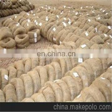 China factory 0.13-6mm cheap black annealed twisted wire