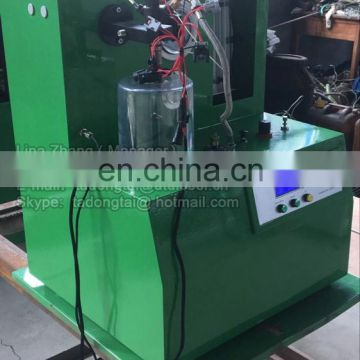 Common Rail Injector Test Bench with Ultrasonic Cleaner PQ1000