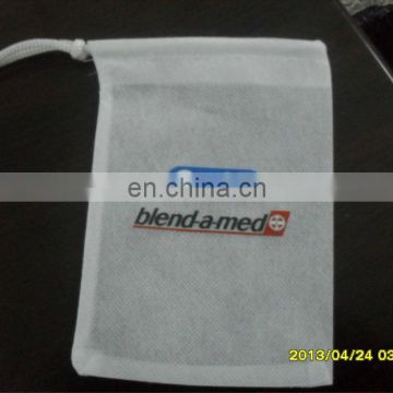 Non-Woven Bag With String To Close