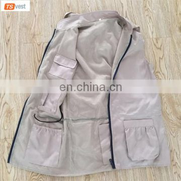 Wholesale Custom Polyester Fishing Jakcet