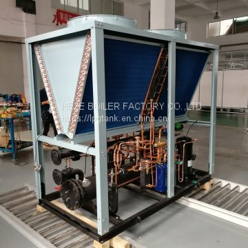 Air Conditioning Cooling Chiller, Air Cooled Chiller, Air Cooled Water Chiller 130KW