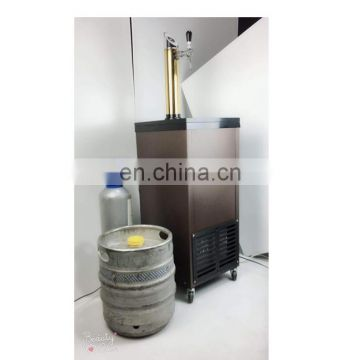 portable small beer brewery equipment beer keg cooling cooler machine
