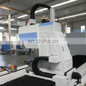 4 Axis Aluminum Profile Curtain Wall CNC Machining Center