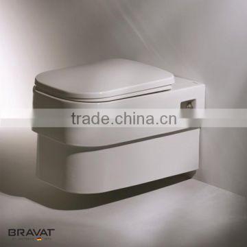 Ceramic floor mounted sanitary ware toilet C01018W of 2-Ceramic