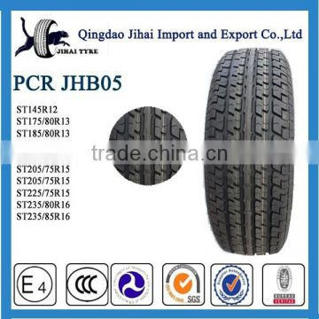 hot sale quality radial tires ST205/75R14,ST215/75R14