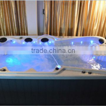 Luxury Square bathtub Massagers/Whirlpools with 9-10 seats