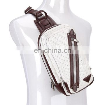 classic trebdy leisure men sling bag for riding bicycle