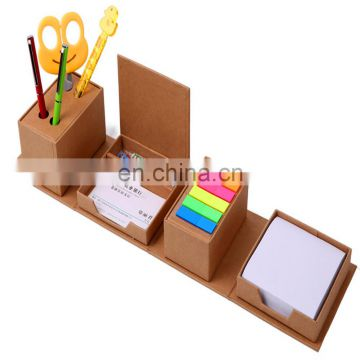 Recycled Notepad set with desplay stationery set for office and promotion