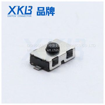 XKB brand normally closed 3*6 silicone  tact switch