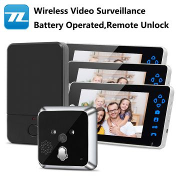 Amazon Eaby video doorbell security camera intercom for home TL-B701A