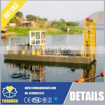 portable gold dredger / sand pumping machine