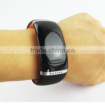 Touch Screen Bluetooth Watch Smart Bracelet Anti-lost Support Hands Free Mobile Phone Call Vibration