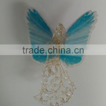 2015 newest chrismas angel fiber optic chrismas angel led angel chrismas decoration angel color changing led angel gift angel