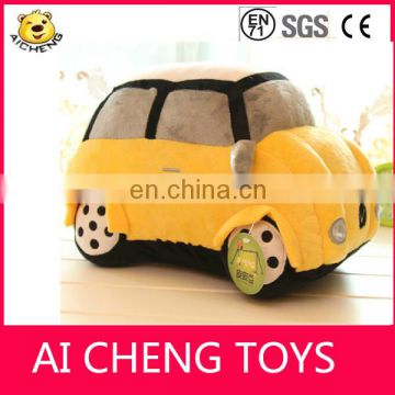 Dongguan Plush Toy Factory custom stuffed plush car pillow